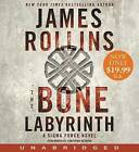 The Bone Labyrinth Low Price CD: A SIGMA Force Novel by James Rollins (CD-Audio, 2016)