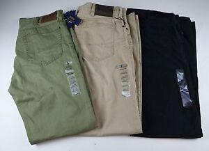 Polo Ralph Lauren 5 Pocket Straight Fit Pants Tan Olive