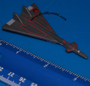 Military-Micro-Machines-1999-XB-70-VALKYRIE-JET-Galoob