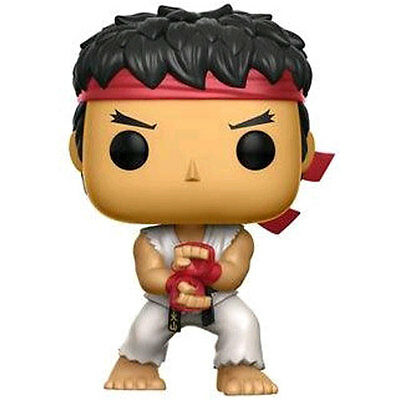 Ryu Street Fighter Vinyl Figure NEW Funko Special Attack US Exclusive Pop