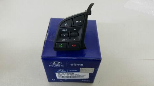 Genuine Steering Wheel Remote RADIO Switch LH-1 For 20116 2017 Hyundai Tucson