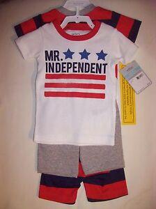 f474fb8b0 NEW Carters 6 Month Baby Boy 2-Pair Pajamas~