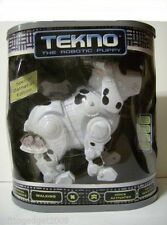 Tekno Teksta Robotic Puppy Dalmatian Special Edition Year 2000 New Ultra Rare