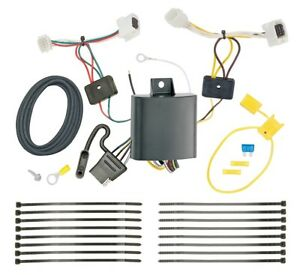 trailer wiring harness kit for 17 19 mazda cx 5 all styles. Black Bedroom Furniture Sets. Home Design Ideas