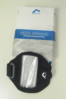 More Mile Media Armband Suitable For Smartphone Mobile Phone Pocket For Sports VerrüCkter Preis