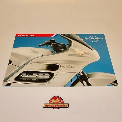 Bellissimo Honda St1100 Pan Europea Originale Sales Brochure. Hsb490
