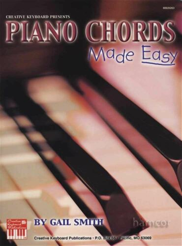 Piano Chords Made Easy Chord Book