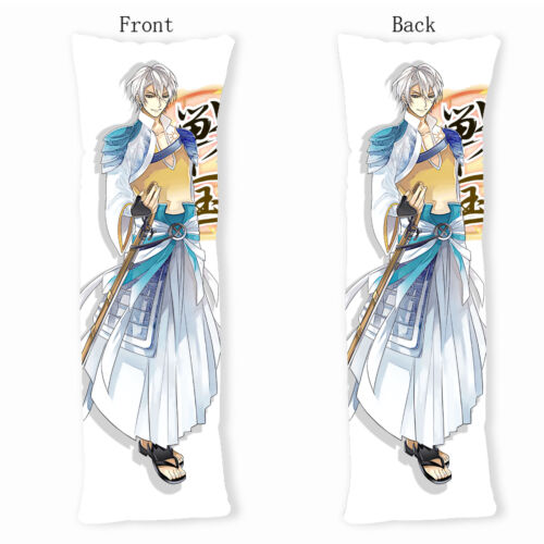 "Ikemen Sengoku Akechi Mitsuhide Dakimakura Body Length Pillow Case Cover 59"""