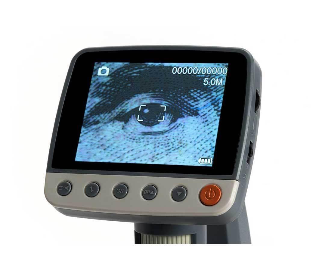 Celestron LCD Digital Mikroskop 5 MP MP MP Sensor 4 - 160x CE822502 37be7d
