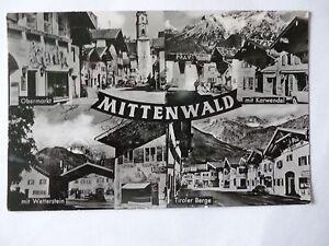 Ansichtskarte-Mittenwald-Nr-599