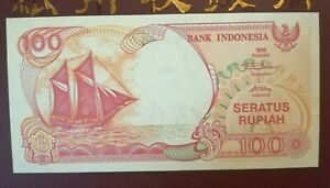 Indonesia 100 Rupiah 1992 (UNC)