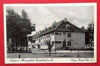 AK KÖNIGSBRÜCK in Sa. 1937 Truppenübungsplatz Dopp. Komp. Bar. 12     ( 6196