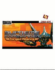 Supreme Commander forged Alliance Steam PC key código global envío rápido []