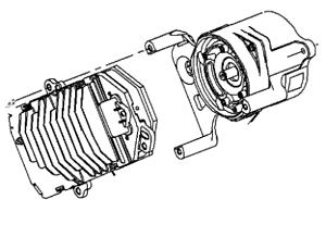 Vauxhall-Kit-Riparazione-Nuovo-Originale-93192412