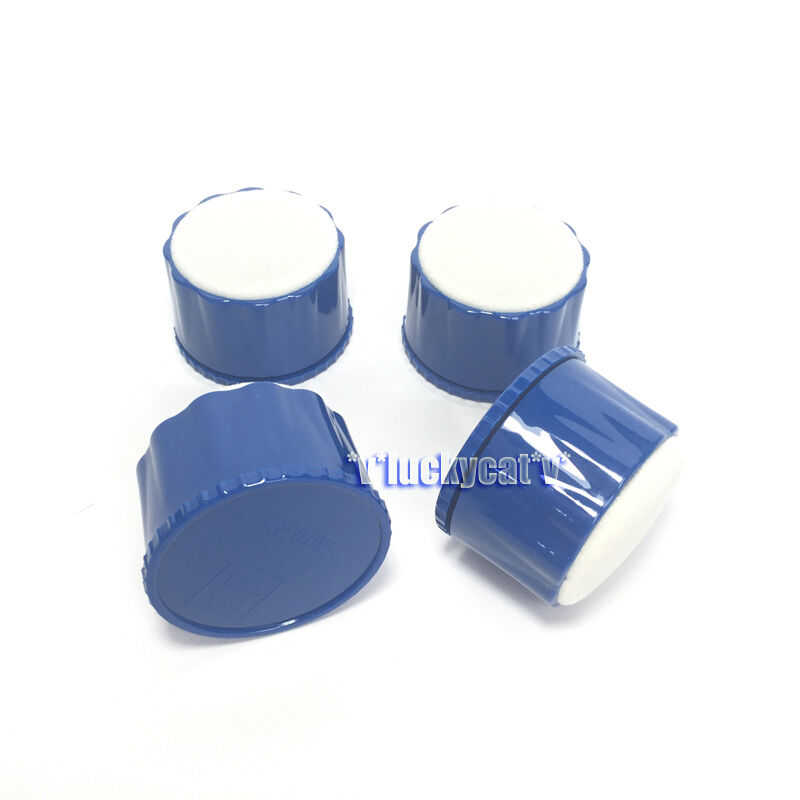 4pcs Dental Autoclavable Round Endo Stand Cleaning Foam