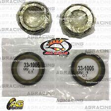 All Balls Steering Headstock Stem Bearing Kit For Suzuki RM 250 1980 Motocross