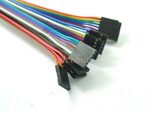 10pcs-New-2-54mm-6P-20cm-Female-to-Female-Dupont-Jumper-Wire-Cable-for-Arduino