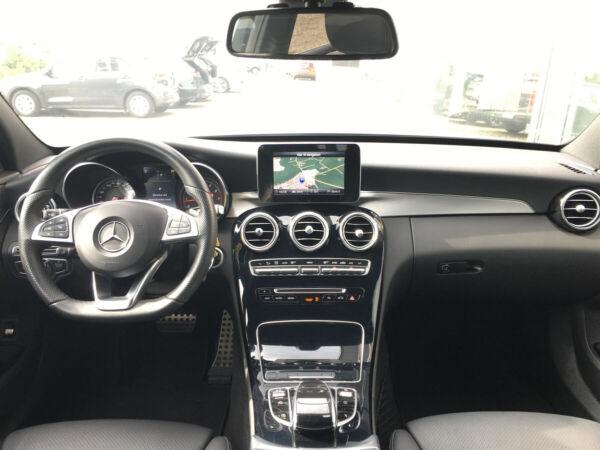 Mercedes C250 2,0 AMG Line stc. aut. billede 11