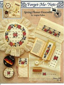 Spring flower ensemble