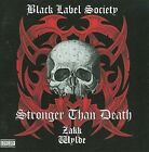 Stronger Than Death [PA] by Black Label Society (CD, 2000, Armoury Records)