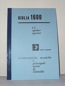 Manuale-Officina-Alfa-Romeo-Giulia-1600-TI-Giulia-Sprint-Spider-workshop-manual