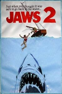 Jaws 2 making of book