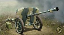 ACE 72522 1/72 Plastic WWII French S.A.I. MIe 25mm Anti-Tank Gun 1937