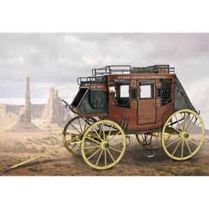 Artesania-Latina-20340-Stage-Coach-1848-1-10-Scale-Wooden-Model-Kit
