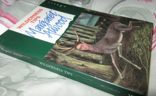 1 of 1 - Wilderness Tips ~ Margaret Atwood.1992 Virago Sc 10 SHORT Stories UNread in MELB