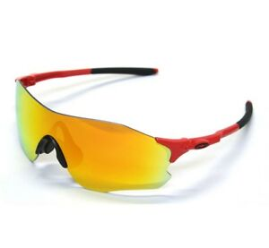 bd05e37a6fad Image is loading NEW-OAKLEY-EVZERO-PATH-AF-Sunglasses-Infrared-Fire-