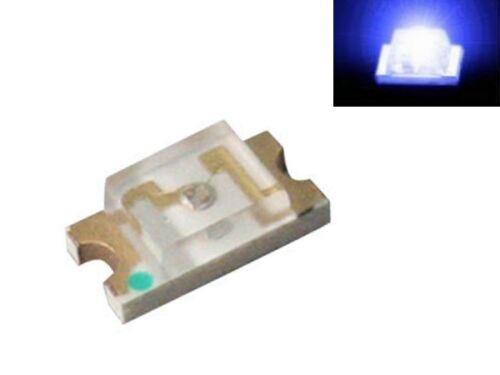S912-100 Stück SMD LED 1206 blau LEDs blue
