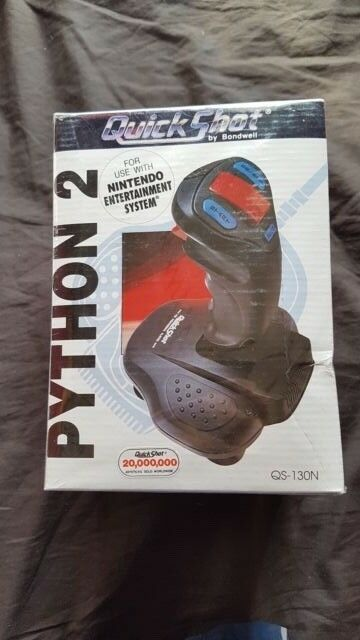 QuickShot Python 2 Joystick Controller for Nintendo Nes