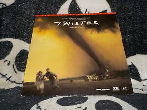 Twister-Widescreen-CAV-Laserdisc-LD-Bill-Paxton-Helen-Hunt-Free-Ship-30-Orders