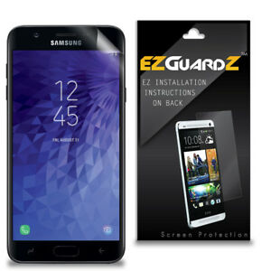 Details about 4X EZguardz New Screen Protector Cover 4X For Samsung Galaxy  J7 V (2nd Gen)