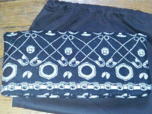 Nuova tuoi Pensa Natale custodia di Jc ai Castelbajac nera regali originale rrq70