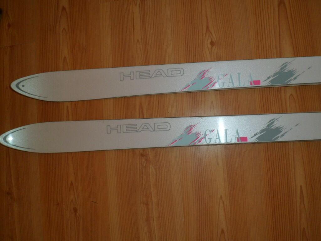 Ski Ski Ski silber HEAD Gala Radial ,länge 185cm ,versende auch 29a748