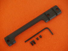 Remington Model 7 Scope Base Short Action Weaver Rail Mount w/ Mounting Screws