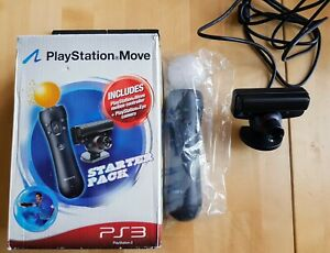 Sony-PlayStation-Move-Starter-Pack-Motion-Controller-Eye-Camera-PS3-PS4