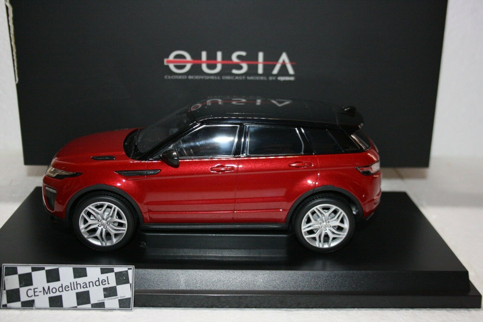 Range Rover Evoque HSE Dynamic • NEU • Kyosho • 1 18