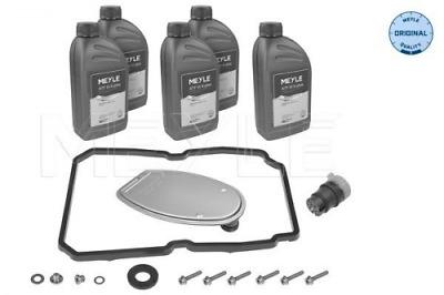 Ölwechsel-Automatikgetriebe für Service//Wartung MEYLE 014 135 0201 Teilesatz