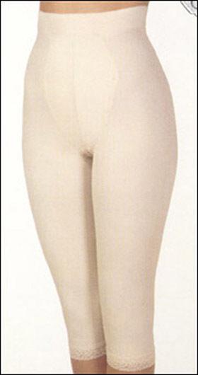 Cortland Shapewear Firm Control Cuff Top bluesh Pantsliner Size 30 Large