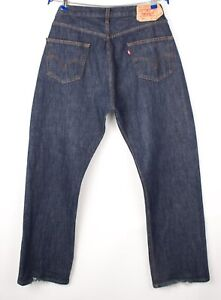Levi's Strauss & Co Hommes 501 Jeans Jambe Droite Taille W36 L30 AVZ24