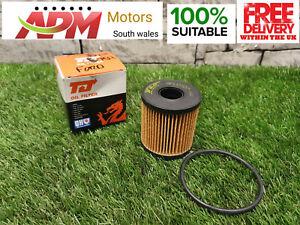 TJ Filters QFL0107 Oil Filter