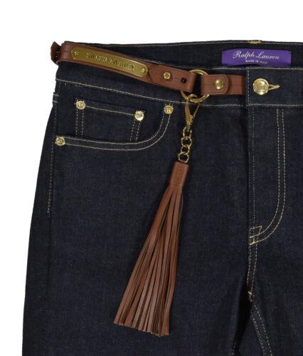 correspond Lauren Label 400 pompon Purple Ralph Ceintureharnais Jean ᄄᄂ Nouveau FJ3lcK5uT1