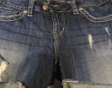 Silver Camden Rose Short  Women's denim shorts 28W