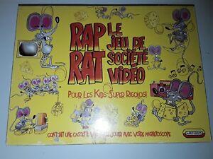 JEU-SE-SOCIETE-VIDEO-RAP-RAT-COLLECTION-HABOURDIN-COMPLET