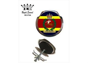 Royale Military Car Grill Badge /& Fittings ROYAL ARMY SERVICE CORPS B2.3291