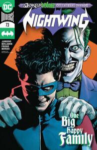 Nightwing-73-Joker-War-NM-1st-Print-DC-Comics