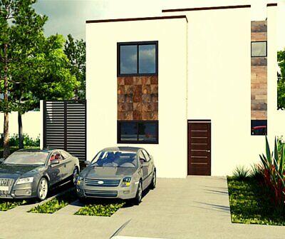 casa nueva en venta recamara en planta baja 3 recamaras 3 baños sabinas coahuila