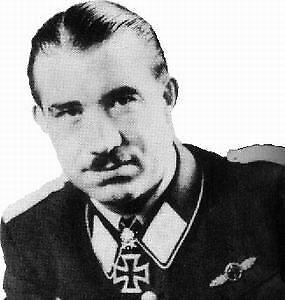 Czech Master 1//48 A.Galland Luftwaffe Ace # F48146